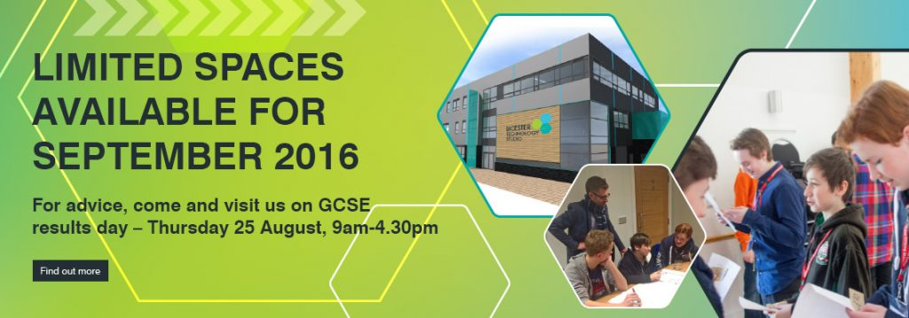 Advice and guidance available on GCSE Results Day