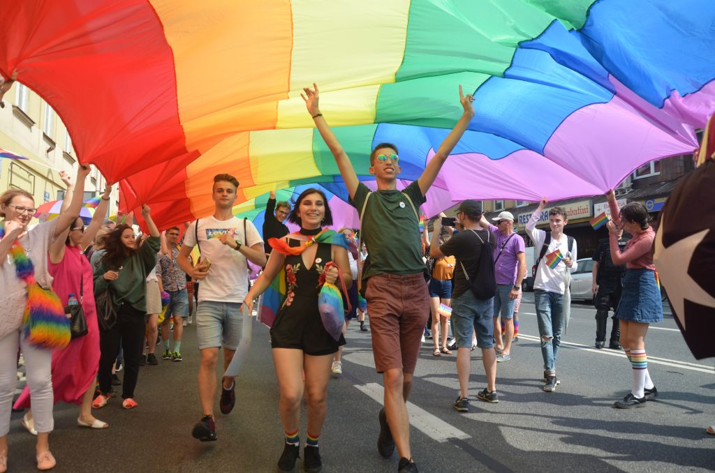 Pride marches take place all over the world